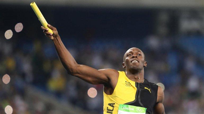 Bolt, otra vez en la cima con un oro histórico