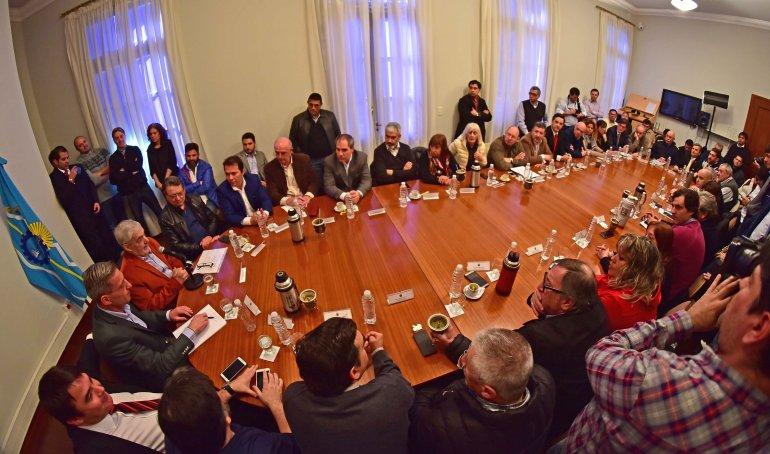 Das Neves le pidió al gabinete anticiparse a los problemas