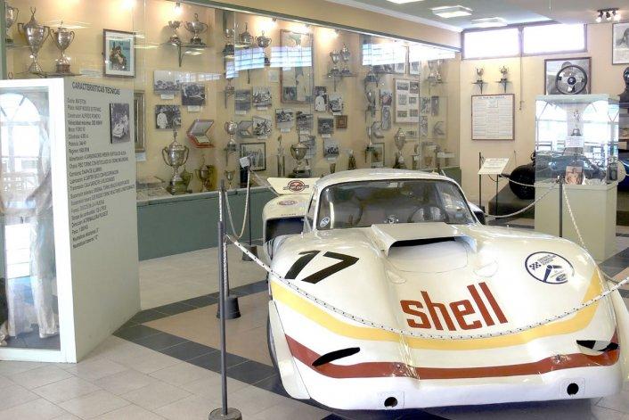 El museo dedicado al automovilismo contará con novedades que permitirán homenajear al deportista tucumano.