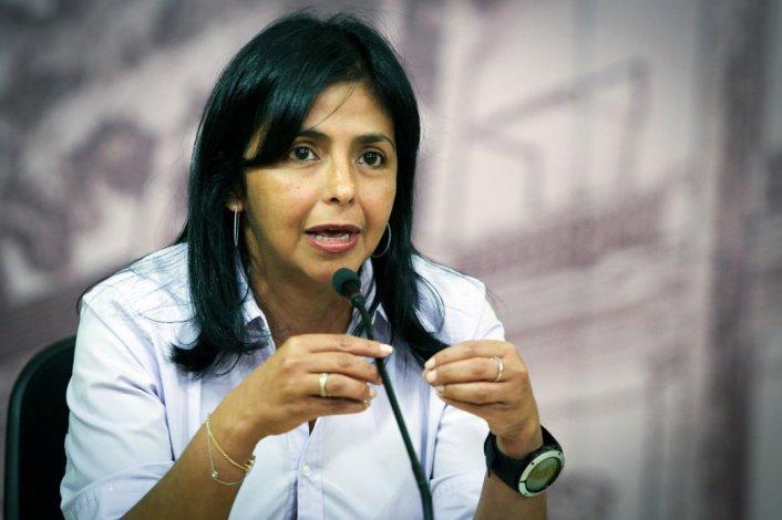 Dalcy Rodríguez cuestionó duramente al canciller paraguayo.