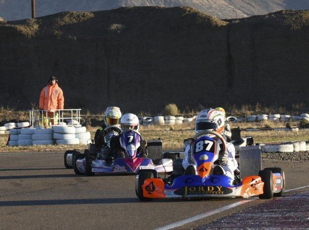 Los más chicos disfrutarán su día en el kartódromo de Kilómetro 9.