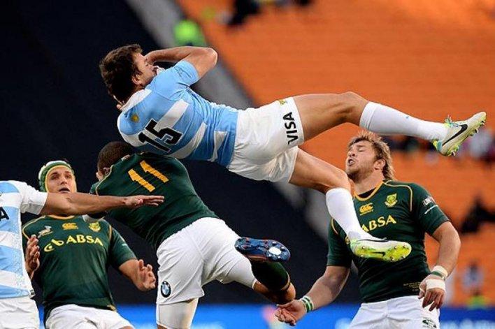 Los Pumas dejaron pasar un triunfo increíble en su visita a los Springboks.