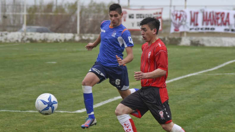 Jeremías Asencio aportó su cuota de gol frente a CAI.