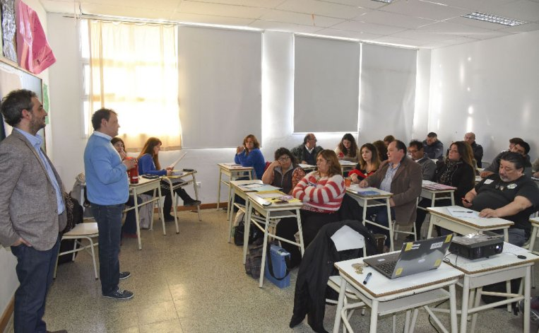 En los talleres del Congreso se analizaron diferentes temas vinculados al quehacer cotidiano de la dirigencia vecinal.