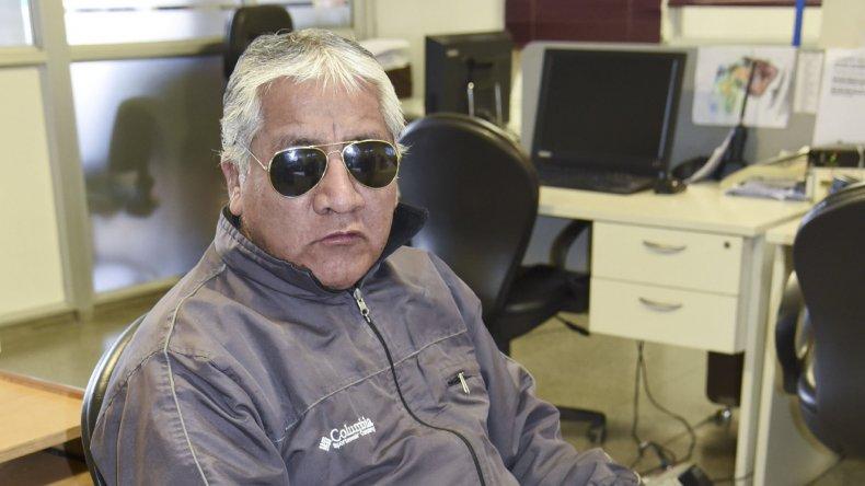 Osvaldo Marín pide que se haga una convocatoria a asamblea para renovar autoridades.