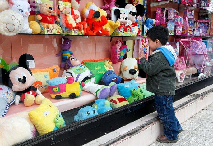 Los juguetes recuperaron terreno frente a otro tipo de regalos en este Día del Niño.