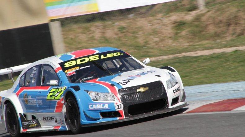 Mariano Altuna se quedó con la segunda final de la Top Race que se corrió a 34 vueltas en Rosario.