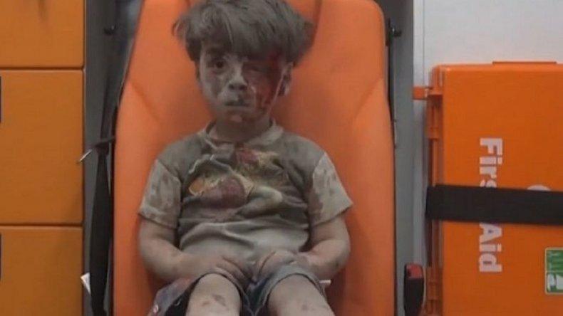¿Puede traer a Omran a nuestra casa?: la carta de un niño a Obama