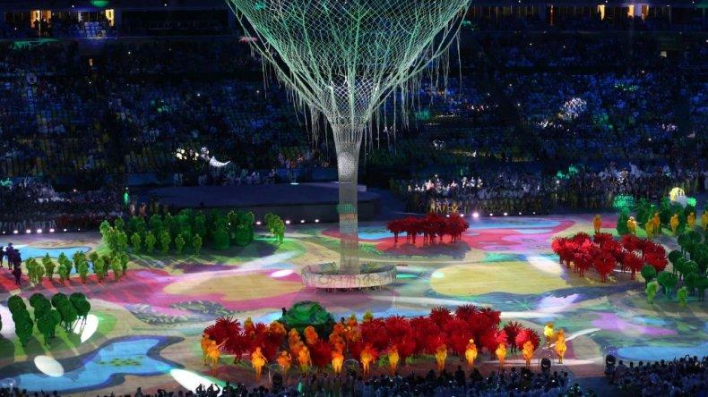 Mirá las mejores fotos de la clausura de los Juegos Olímpicos Río 2016
