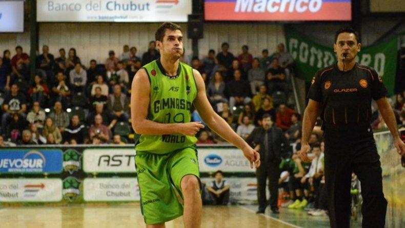 Mainoldi será jugador de San Martín de Corrientes
