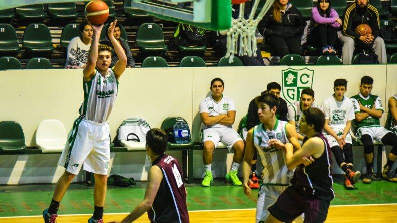 El básquetbol local continuará esta noche con la disputa del torneo Clausura.