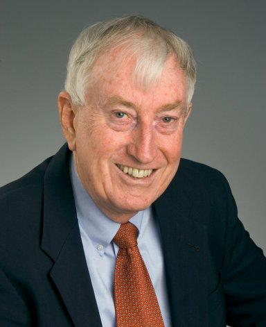 El Premio Nobel de Fisiología y Medicina Peter C. Doherty.
