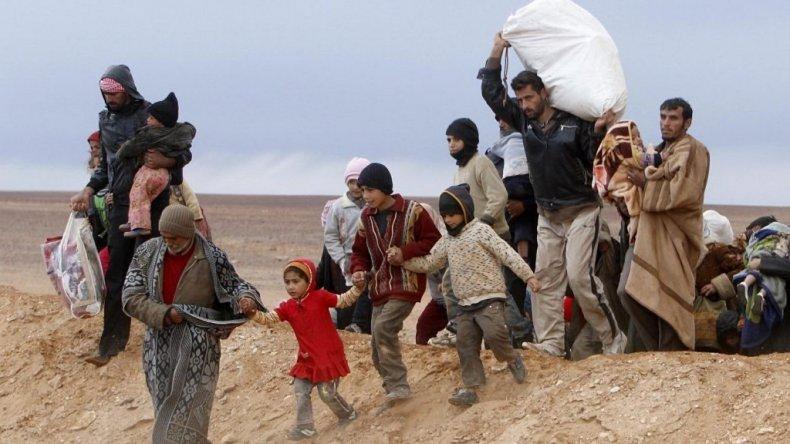 Avanzan las gestiones para la llegada de la primera familia siria a Chubut