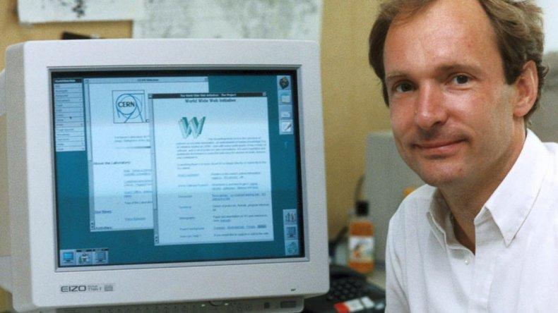 Se cumplen 25 años del acceso público a la primera página web