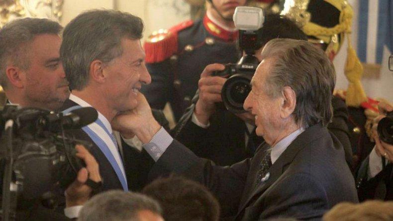La Justicia recibió el pedido de llamado a declaración de Mauricio y Franco Macri.