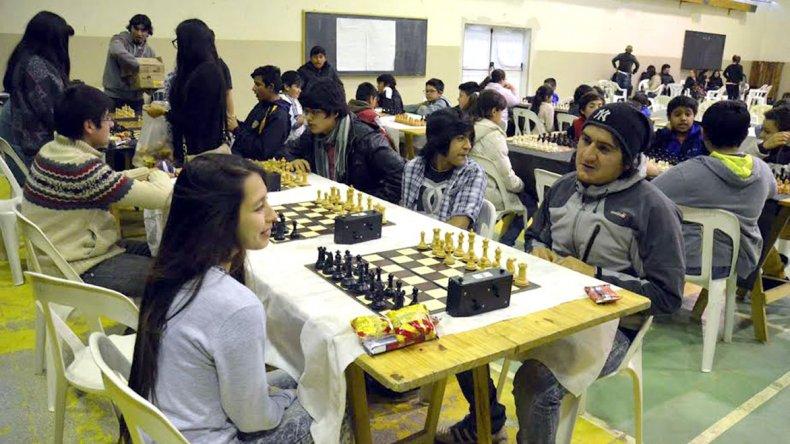 El ajedrez tuvo intensa actividad el último fin de semana en la Escuela N° 172.