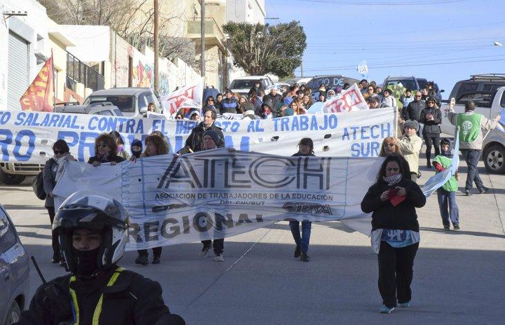 El Gobierno y ATECh acordaron un aumento salarial