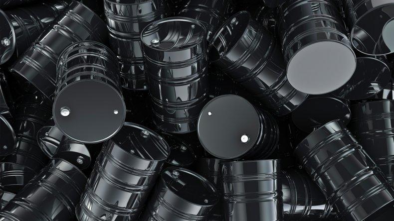 El petróleo cayó un 2,8% y quedó en u$s 46,77