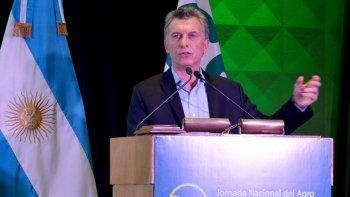 El presidente Mauricio Macri volvió nuevamente a justificar las subas de las tarifas de luz y gas.