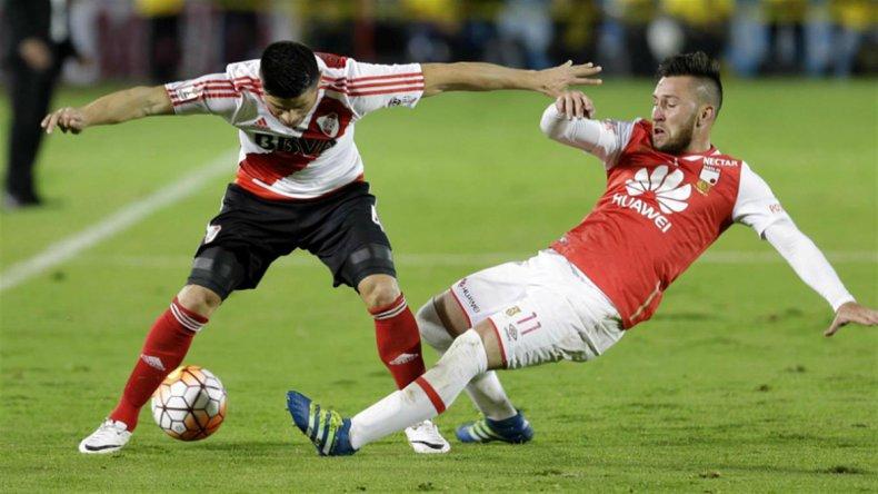 River cuidó el resultado en Colombia y quiere dar el golpe en el Monumental.