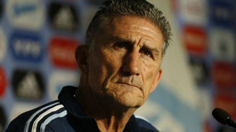 Edgardo Bauza planifica su once ideal para el debut en la selección argentina.