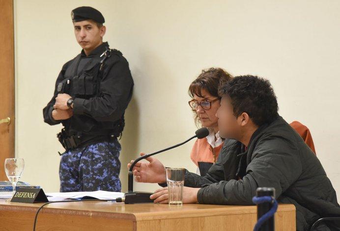 Diego España fue imputado como coautor de homicidio en grado de tentativa y abuso de arma por el ataque que sufrieron a fines de julio los hermanos Ledesma.
