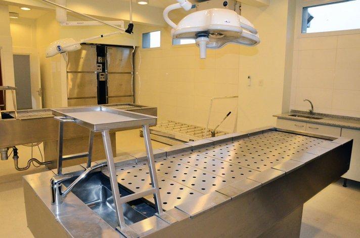 Innovación. Las autopsias podrán ser observadas por los peritos de parte