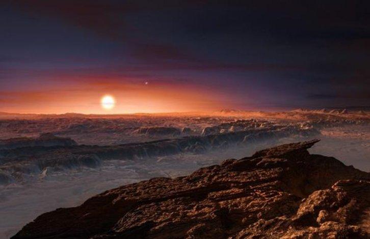 Descubrieron un planeta potencialmente habitable cerca del sistema solar