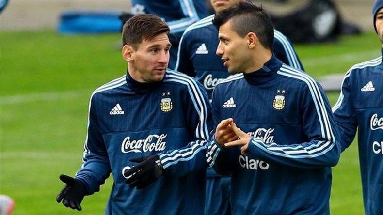 Messi y Agüero compartirán grupo en la Champions League