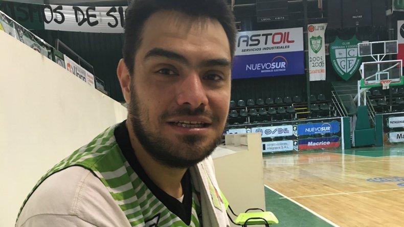 Diego Romero espera que se sumen los dos extranjeros que faltan