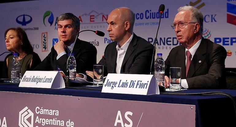 Representantes del Gobierno participaron del Consejo de las Américas.