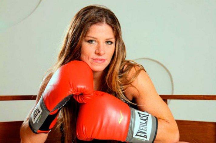 Carolina Duer vuelve esta noche a subirse al ring luego de 21 meses de inactividad por su maternidad.