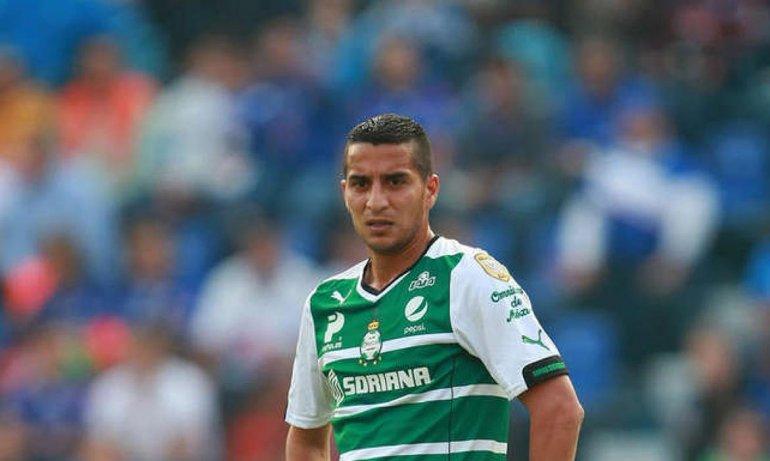 Diego González se sumó a Racing luego de su paso por el fútbol mexicano.