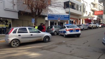 Atropellaron a una mujer en Pellegrini y San Martín