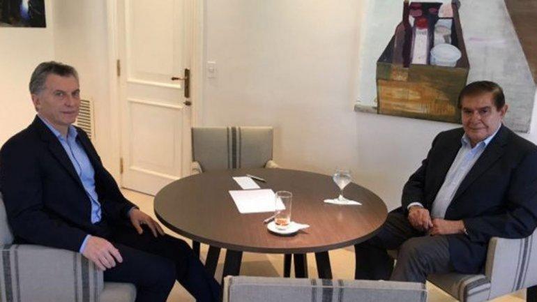 Macri se comprometió a trabajar para evitar despidos en la cuenca de Neuquén
