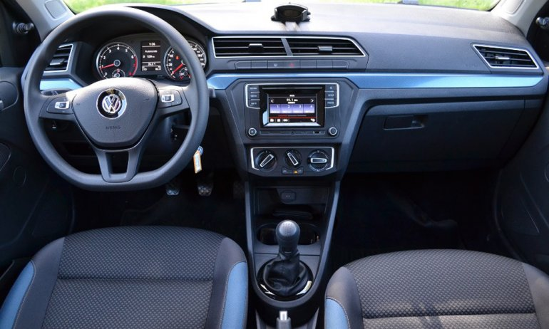 Contacto: cómo es el nuevo  Volkswagen Gol Connect
