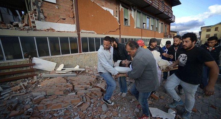 El trabajo de rescatistas fue fundamental para salvar vidas en Italia.