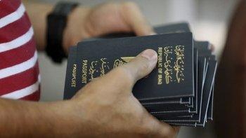 No le permiten la entrada al país a su esposo iraquí