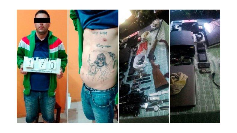 Un detenido por el robo a la periodista Cynthia García