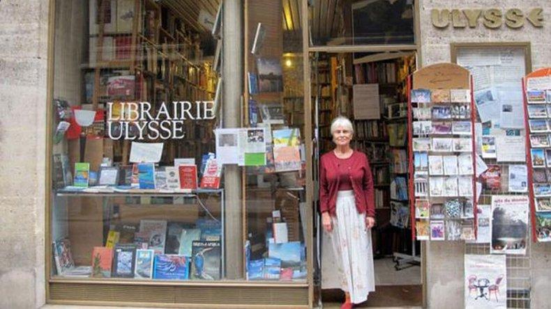 Ulysse es una librería con historia y un lugar imperdible para visitar alguna vez en la vida.