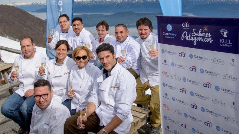 El evento reunió a los más prestigiosos chefs de la región y el país.