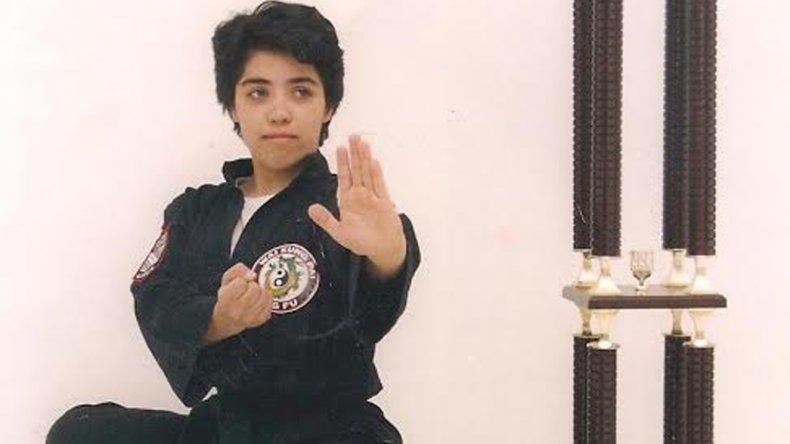 Dos campeonatos mundiales quedó en el historial de Vidal en su paso por las artes marciales.