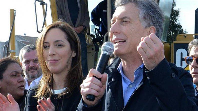 El ministerio de Seguridad investiga intimidaciones a Vidal y Macri.