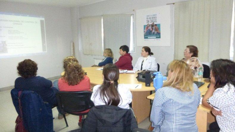 El Area Programática Sur de Salud trabaja en la prevención y la erradicación del contagio del mal de Chagas