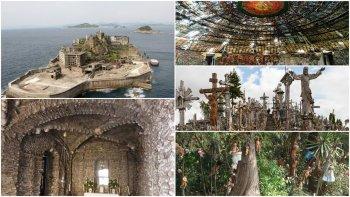 Top 5. Lugares turisticos misteriosos