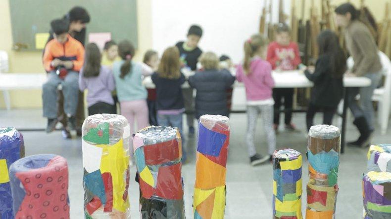 El Taller de Arte de Rada Tilly comenzó sus inscripciones para las tres propuestas que ofrecerá durante septiembre.