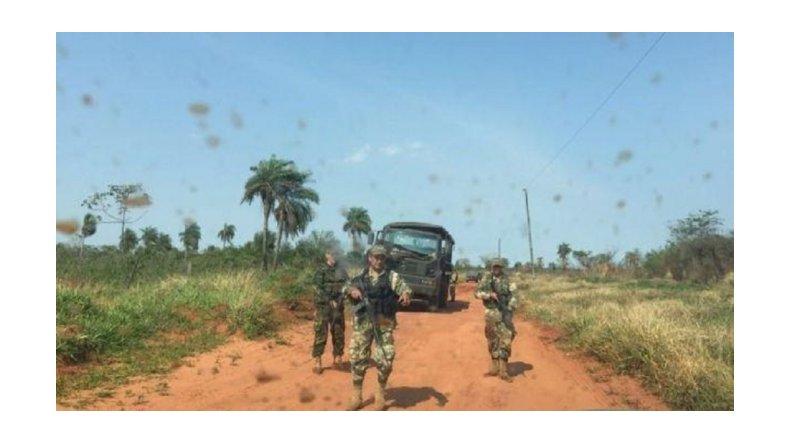 Conmoción en Paraguay por un ataque guerrillero