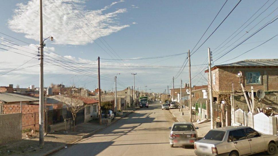 Horror en el Abásolo: la policía llegó en el momento en que la mataba a martillazos