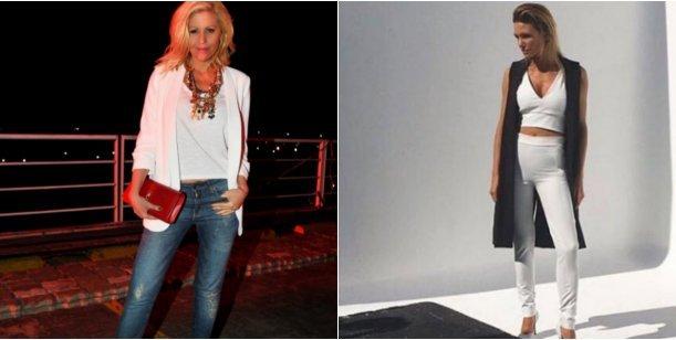 Barbie Simons demandará a una marca de ropa por plagiar sus diseños