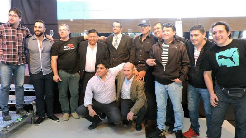 El plenario de secretarios generales que se celebró durante la última semana en Mendoza.